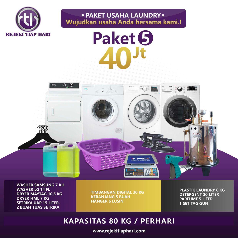 paket usaha laundry kiloan murah syahrini